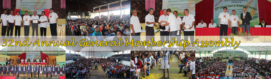 Annual General Membership Assembly